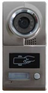 New Design Second Confirmed IP Video Intercom System for Buildings Apartments Outdoor Unit pictures & photos