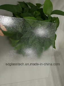 4mm Low Iron, Normal Clear, Patterned, Ar Diffusing Glass for Greenhouse pictures & photos