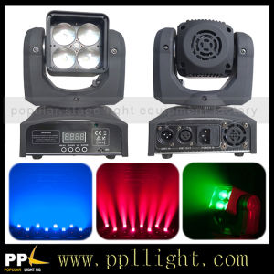 4PCS*15W RGBW LED Moving Head Beam Light with Zoom pictures & photos