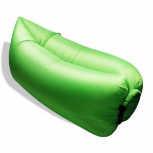 Fast Inflatable Air Sleep Camping Bed Beach Sofa Lounge Only Need Ten Seconds Saco De Dormir Laybag Sleeping Bag