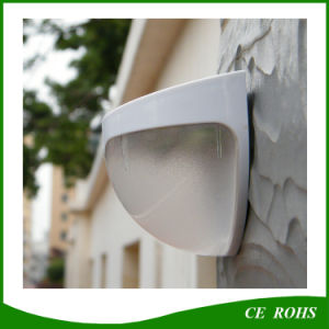 Auto Switch Solar LED Fence Light Outdoor Wall Lamp Solar Powered pictures & photos