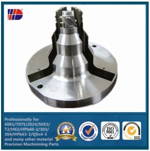 CNC Lathe Machining for Precision CNC Turning Parts pictures & photos