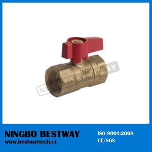 Lead Free Brass Gas Ball Valve with UL Approved pictures & photos
