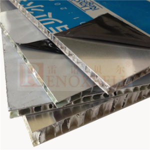 Renoxbell Aluminum Honeycomb Panel for Aluminum Facade pictures & photos