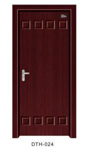 PVC Door (DTH-024) pictures & photos