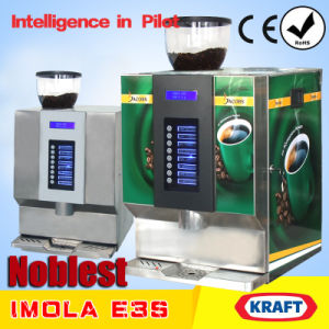 Full Automatic Bean to Cup Coffee Machine Imola E3s pictures & photos