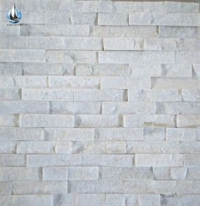 Pure White Quartz Wall Cladding for Sale pictures & photos