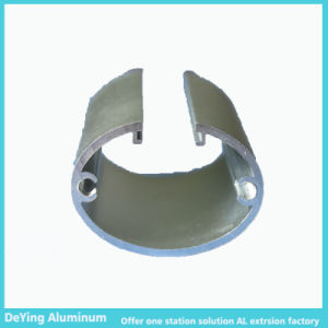 Industrial Aluminum Profile with Precision Tolerance and Section pictures & photos