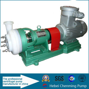Horizontal Single-Stage Acid Resistant Chemical Water Pump pictures & photos