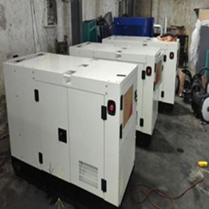 Lovol Engine 12kVA Silent Diesel Generator with Leroysomer Alternator pictures & photos
