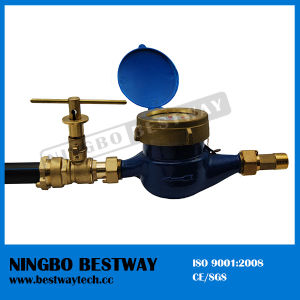 Water Meter with Lockable Valve (BW-L01) pictures & photos