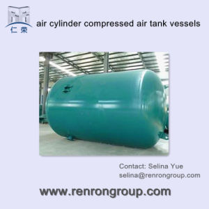 Customized Air Cylinder Compressed Air Tank Vessels V-08