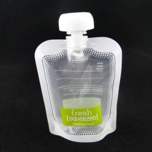 Health Juice Spout Pouch pictures & photos