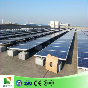 Roof Mounting Photovoltaic Solar Panel Mounting Rails Solar Energy System  Price Solar Roof Tiles Cheap Solar