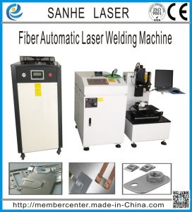 New CNC Automatic Laser Welding Machine/Router for Glasses Industry pictures & photos