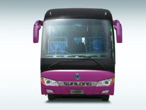 Sunlong Hot Sale Popular Model Diesel Luxury Tourist Passenger Bus (Slk6118A) pictures & photos