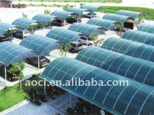 Zhejiang Aoci Anti-Fog PC Hollow Panel for The Greenhouse Covering pictures & photos