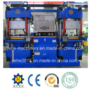 Full Automatic Vacuum Plate Vulcanizing Machine pictures & photos