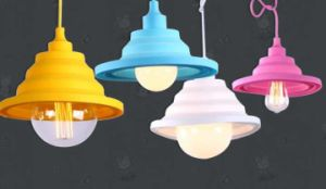 High Quality E27 Indoor Pendant Light with Certification pictures & photos