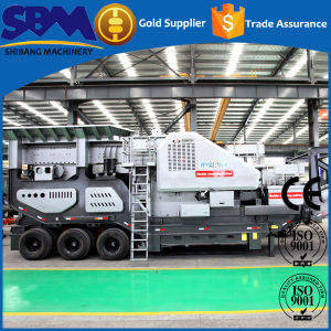 Leading Supplier Mobile Crushing Machines pictures & photos