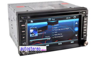 Car GPS Navigation DVD Player for Old Hyundai Audio System
