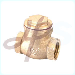 Bronze Swing Check Valves (H164) pictures & photos