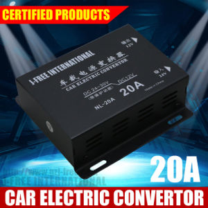 20A, 24V to 12V DC to DC Car Converter