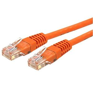 UTP CAT6 Stranded Copper 24AWG Ethernet Patch Cord Cable Purple pictures & photos