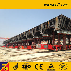 Municipal Bridge Erection Transporter (SPMT/SPT) -Dcmj pictures & photos