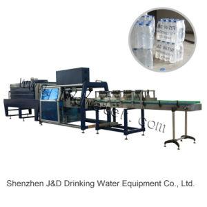 Automatic Shrink Wrap Machine Jnd-450A pictures & photos