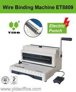 F4 Size Electrical Wire Binding Machine (ET8809) pictures & photos