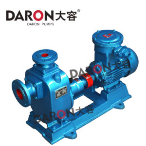 Zx Type Horizontal Self-Priming Centrifugal Pump
