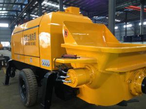 90m3/H Concrete Pump Diesel, Mobile Pump Concrete, Pumping Concrete, Pumped Concrete pictures & photos