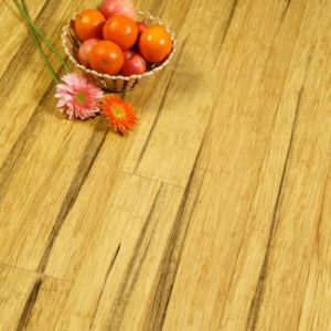 Strand Woven Bamboo Flooring Natural Painting UV Lacquer pictures & photos