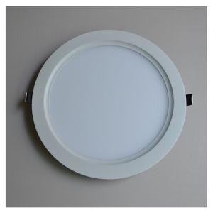 5.4USD 18W 225mm Round Anti-Glare Cool White LED Panel Light