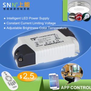 2 Years Warranty 4-7W Constant Current LED Driver