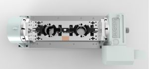 Flanged Yoke 4-Axis Hydraulic Fixture pictures & photos