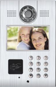 """TCP/IP 7"""" TFT LCD Color Video Door Phone Intercom Doorbell Home Security pictures & photos"""