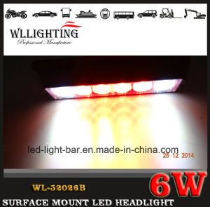 LED Lighthead Grille Light, Surface Mounted LED Headlight for Car and Truck Wl-52026b (LED-LIGHT-BAR) pictures & photos