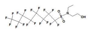 N-Ethyl-N- (2-hydroxyethyl) Perfluorooctylsulphonamide CAS No. 1691-99-2 pictures & photos