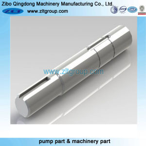 High Precision CNC Machinery Pump Shaft with Competitive Price pictures & photos