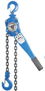 Kixio 3ton Mini Portable Manual Lever Hoist with Overload Protection pictures & photos