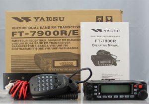 Dual Band Car Radio Ft-7900r Mobile Radio pictures & photos