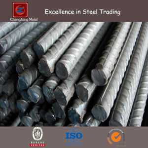 Deformed and Plain Round 6m Length Steel Rebar (CZ-R47) pictures & photos