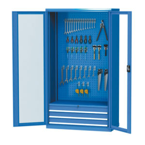 China Supplier Warehouse Steel Storage Cabinet pictures & photos