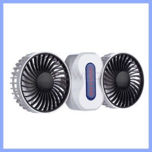 18650 Battery USB Rechargeable Mini Portable Couple Fan Folding 350 Degree Rotated Fan pictures & photos