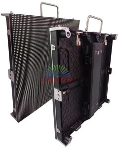 Indoor Outdoor Full Color LED Video Display Screen for Rental (500*500mm/500*1000mm P4.81 P6.25 panel) pictures & photos