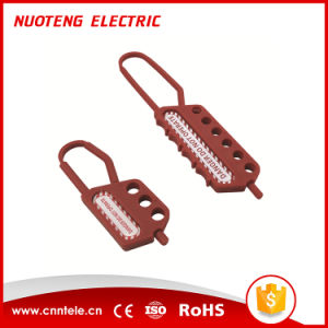 3 Hole 6 Hole Nylon Safety Lockout Hasps