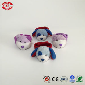 Cute Dog Bear Tiny Head Toy Baby Hand Wrist Band pictures & photos
