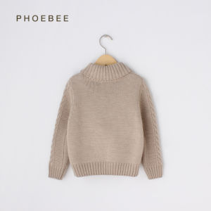 Phoebee Kids Clothes Children Knitted Clothing Sweater for Boys pictures & photos